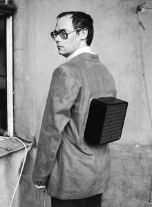 Audio Backpack Box